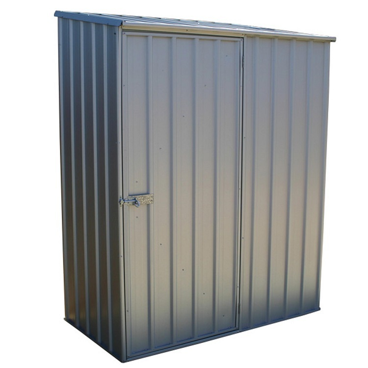 Sasila zinc garden shed for Simply sheds online
