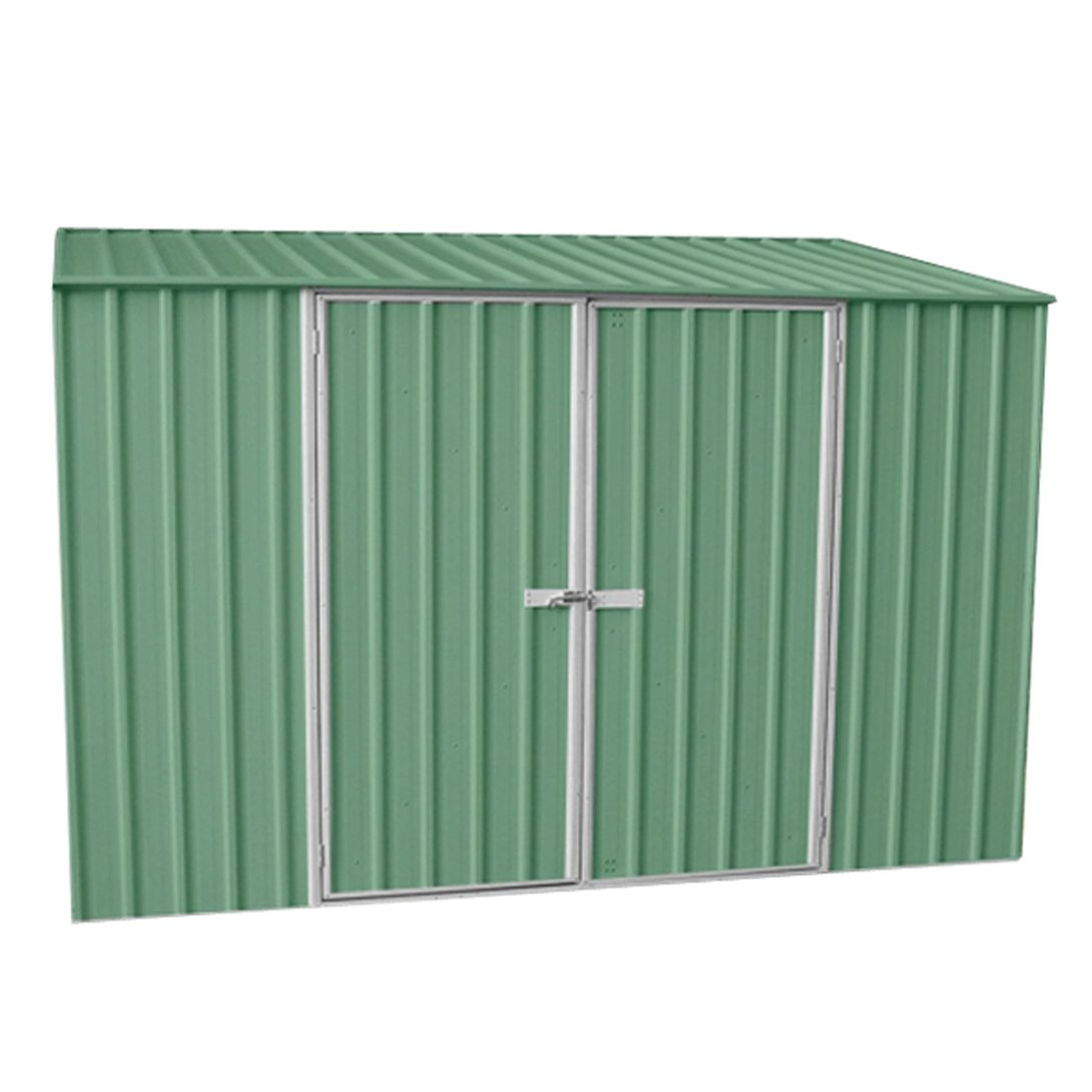 Mercia Space Saver Metal Shed 3m x 1.52m