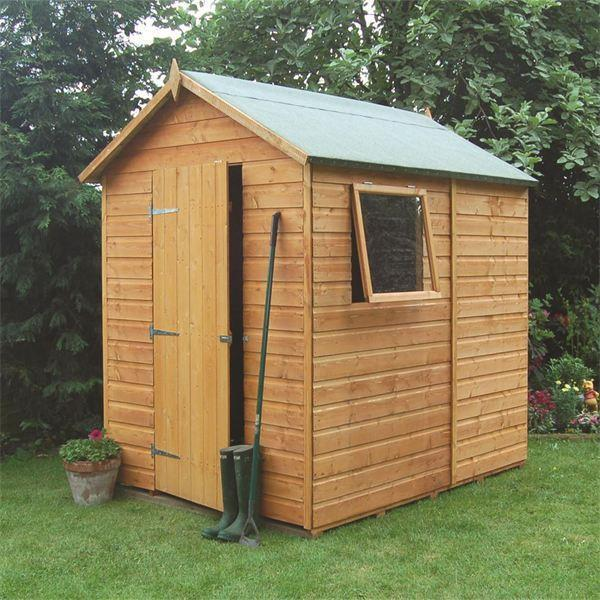 Rowlinson Premier Timber Garden Sheds